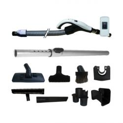 Kit Special w/ON/OFF hose w/Swivel Cuff and Button Switch Handle - 7m