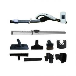 Kit Special w/ON/OFF hose w/Swivel Cuff and Button Switch Handle - 15m