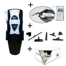 GV Puma Master Prestige with Power Control Kit + Installation Kit 3 Points