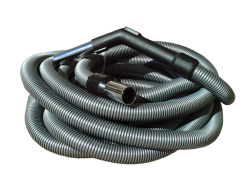 9m Standard Hose with SWIVEL CUFF (360º) AND METAL HANDLE