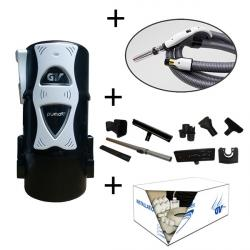 GV Puma Junior Comfort with Kit On/Off + Installation Kit 4 Points
