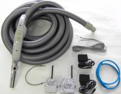WIRELESS KIT WITH VACPAN RECEIVER - With 9m hose